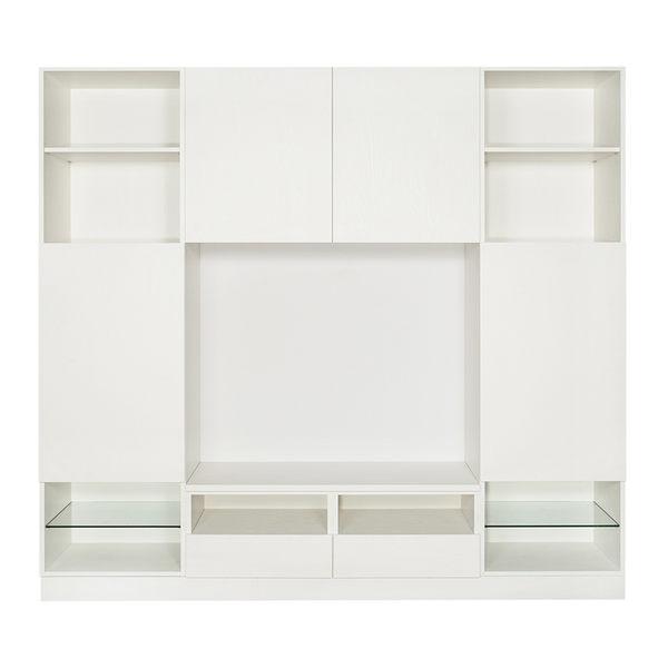 【Arkhouse】伯利恆系列-客廳基本款電視高櫃 W240*H218*D50