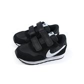 NIKE MD VALIANT 運動鞋 魔鬼氈 黑色 小童 童鞋 CN8560-002 no027