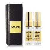 TOM FORD 私人調香系列-白麝香+禁忌玫瑰香水(4mlX2)[含外盒] EDP-航版