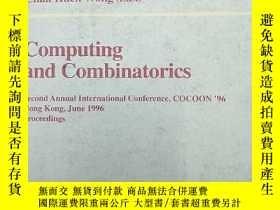 二手書博民逛書店Computing罕見and Combinatorics: Se