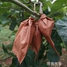 防鳥網 獼猴桃套袋紅心黃心通用水果奇異果袋防水防蟲防鳥帶鐵絲單層打蠟 阿薩布魯
