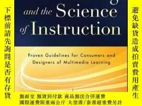 二手書博民逛書店e-Learning罕見and the Science of Instruction: Proven Guidel