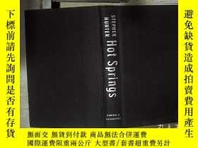 二手書博民逛書店HOT罕見SPRINGS 溫泉(05)Y180897 不祥 不祥