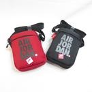 JORDAN 側肩包 斜背包 隨身小包 公司貨 JD2113016AD00- 黑/紅【iSport愛運動】