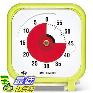 [8美國直購] 視覺定時器 Time Timer Original 3 inch 60 Minute Visual Timer Classroom Or Meeting  檸檬綠