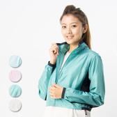 Polarsta UV CUT抗風短版外套 女 藍綠 P13106