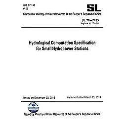 簡體書-十日到貨 R3Y【Hydrological Computation Specification for Small H...