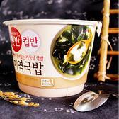 韓國 CJ 海帶菜湯米飯(166.8g)【小三美日】