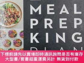 二手書博民逛書店The罕見Meal Prep King Plan: Save time. Lose weight. Eat the