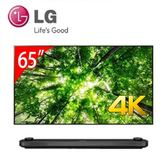 (含標準安裝)LG 65吋OLED電視OLED65W8PWA