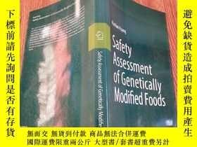 二手書博民逛書店Safety罕見Assessment of Geneticall