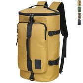 韓版大容量後背包 男雙肩登山包《印象精品》y906