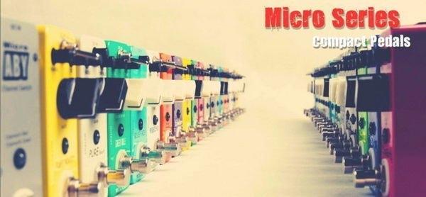 ☆ 唐尼樂器︵☆ Mooer Micro Series Ensemble King Chrous 木吉他/電吉他/電貝斯 Bass 和聲效果器