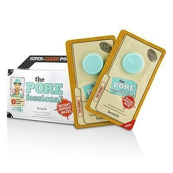 SW Benefit 貝玲妃 -17瞬間清除面膜 The Porefessional Instant Wipeout Masks 8x3ml