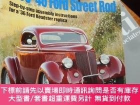 二手書博民逛書店How罕見to build a 1935-1940 ford street rod(16開 英文原版)Y164