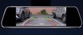捷渡行車記錄儀車高清夜視前后雙錄全景倒車影像流媒體免安裝無線