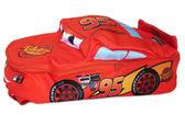 【卡漫城】 Cars 兒童 中 書包 37x27cm ㊣版 汽車造型 汽車總動員 Mcqueen 閃電麥昆 後背包