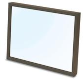 108P直立框(棕)  /18.2*25.7cm/Yanoman/木框/日本進口