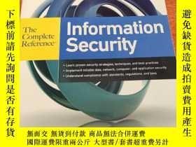 二手書博民逛書店Information罕見Security The Complete Reference信息安全完整的參考[第二版