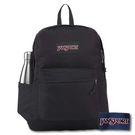 【JANSPORT】SUPERBREAK PLUS 系列後背包 -黑(JS-43511)