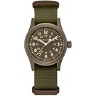 Hamilton漢米爾頓卡其野戰系列軍事手錶 H69449961 帆布