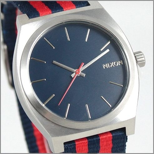 【萬年鐘錶】NIXON 加州 The Time Teller NXA0451152