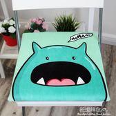 可愛卡通記憶棉坐墊沙發墊餐椅辦公室學生宿舍電腦椅子加厚座墊·花漾美衣 IGO