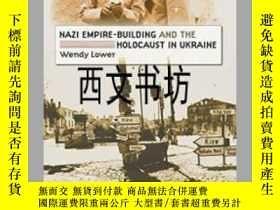 二手書博民逛書店【罕見】2007年出版 Nazi Empire-Building