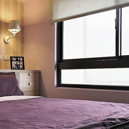[超豐國際]不透明玻璃貼紙臥室透光窗花貼 浴室窗戶磨砂窗貼玻璃貼