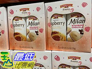 [COSCO代購] C127976 PEPPERIDGE FARM 琣伯莉 FRUTTY COOKIE COLLECTION 水果風味餅乾組778公克