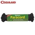 丹大戶外【Coghlans】加拿大 PARACORD 50' 傘繩-4MM 黑 1450