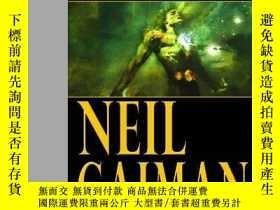 二手書博民逛書店Eternals罕見By Neil Gaiman Hc (book Market Edition)Y25626