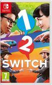 (公司貨) 任天堂 Nintendo Switch NS  1-2 英文版(含多國語文)