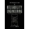 二手書博民逛書店 《Introduction to Reliability Engineering》 R2Y ISBN:0471854972│E.E.Lewis