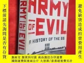 二手書博民逛書店Army罕見of Evil 【詳見圖】Y5460 Adrian