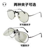熱賣大框偏光3d眼鏡夾片通用