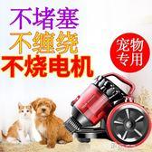 狗毛貓毛寵物毛志高吸塵器家用吸毛強力手持式除?貓狗吸毛器 道禾生活館igo
