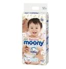 Natural Moony 日本頂級版紙尿褲 黏貼型 L 號 - 152片(38片4包)