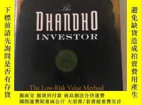 二手書博民逛書店The罕見Dhandho Investor:The Low -