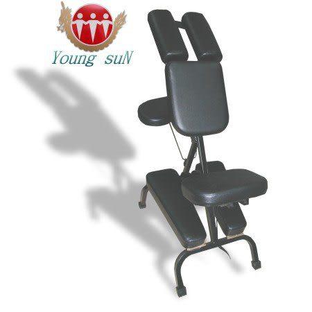 按摩用師傅椅(可當推背椅/按摩椅/指壓椅/推拿椅/傳統整復椅/刺青椅/紋身椅使用)