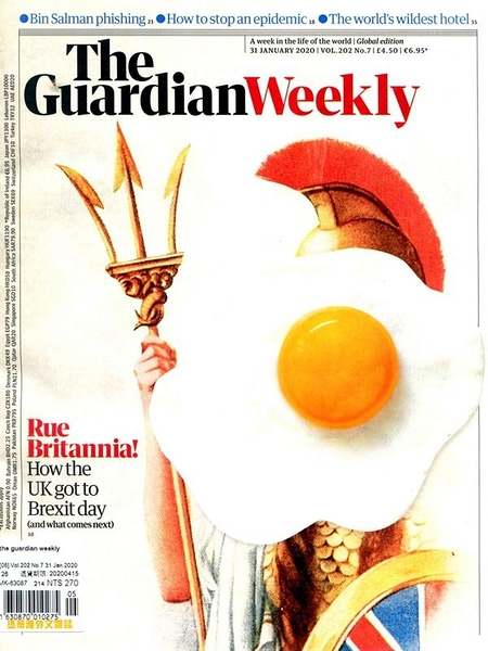 the guardian weekly 0131/2020