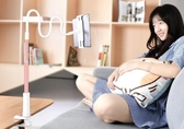 手機架懶人支架iPad床頭Pad看電視萬能通用床上用平板夾直播4桌面宿舍個性多功能--當當衣閣