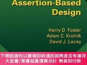 二手書博民逛書店Assertion-based罕見DesignY255174 Harry D. Foster Springer