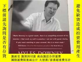 二手書博民逛書店Effective罕見Coaching:Lessons from the coachs coach 書上有水漬