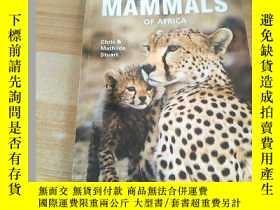 二手書博民逛書店MAMMALS.罕見OF. AFRICA哺乳動物Y21619