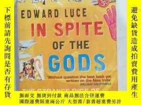 二手書博民逛書店{罕見!} 英文原版 In Spite of the Gods: The Strange Rise of Mode