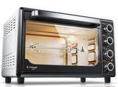 烤箱家用烘焙多功能全自動迷妳32升蛋糕面包 愛麗絲精品igo220V