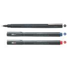 【奇奇文具】三菱uni PIN 02-200 黑0.2 代針用筆
