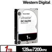 【綠蔭-免運】WD Ultrastar DC HA210 1TB 3.5吋企業級硬碟