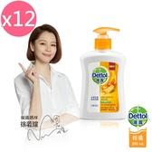 滴露Dettol 清新柑橘潔手液 250ml/瓶 x12